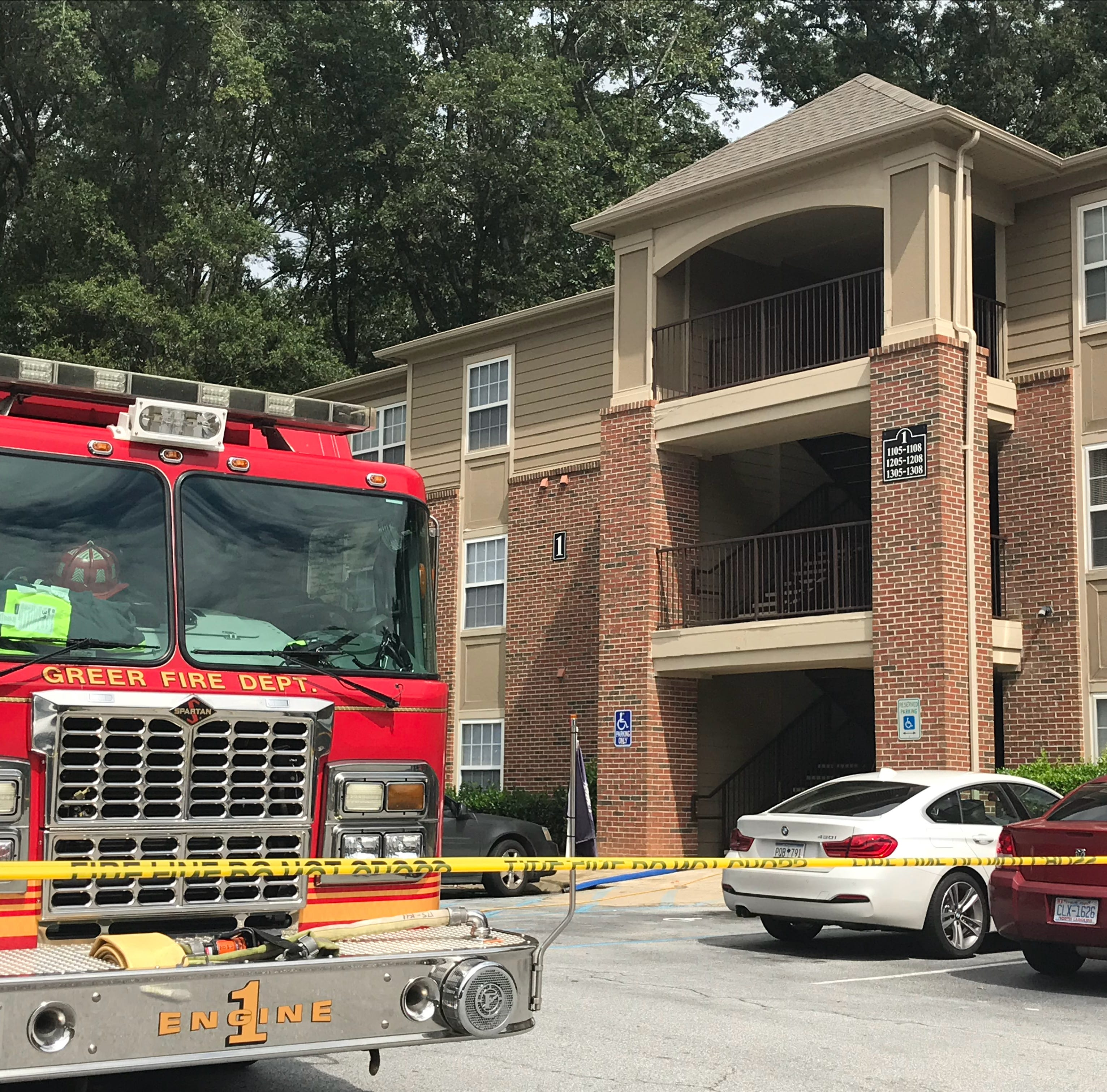 Man, 20, and 17-year-old girl identified in Greer double homicide tied to suicide