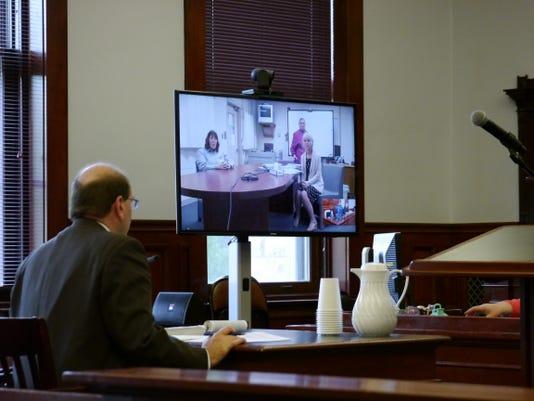 Pamela Jean Courtnage homicide fitness hearing