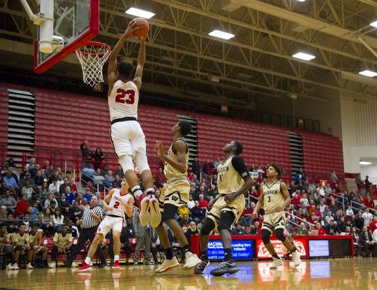 Center Grove's Trayce Jackson-Davis is one of the top recruits in the 2019 class.