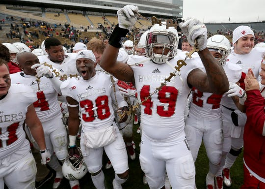 IU opened the 2015 season 4-0 and finished the regular season with an Old Oaken Bucket win in West Lafayette.