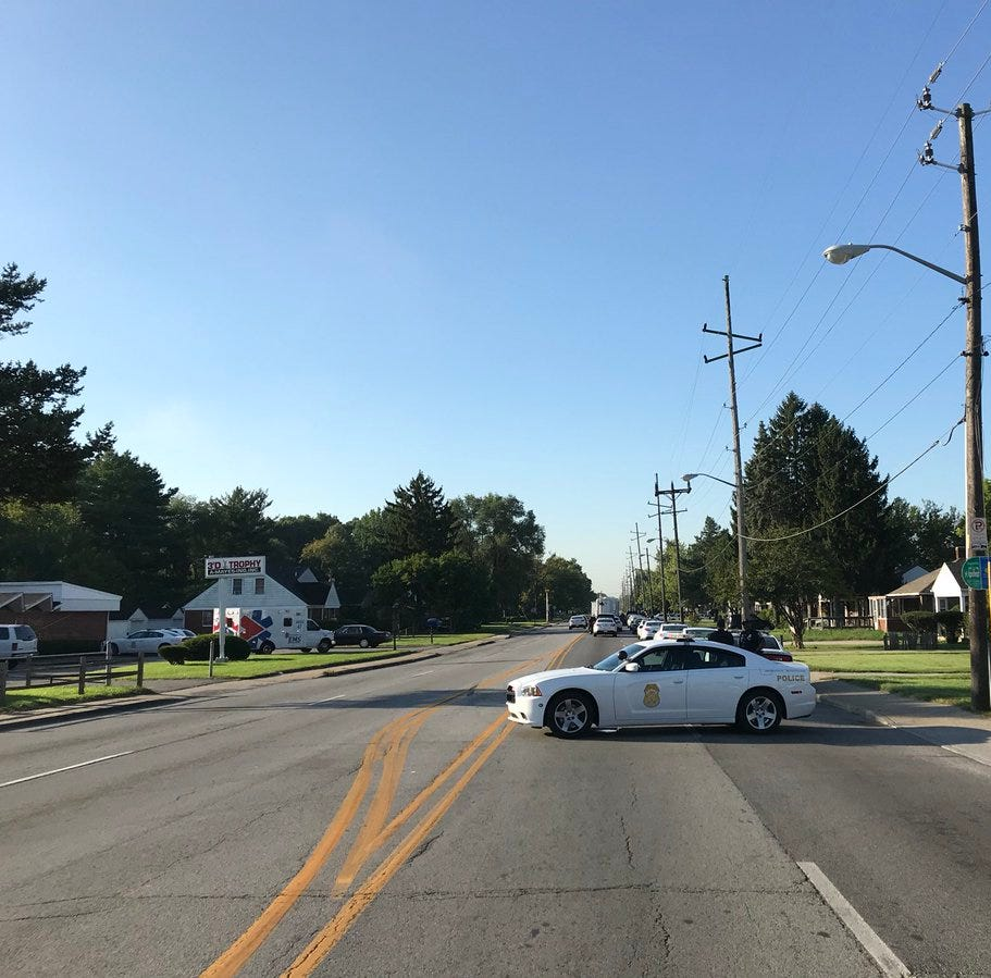 IMPD: Man, woman arrested after abduction, SWAT standoff near Keystone Avenue