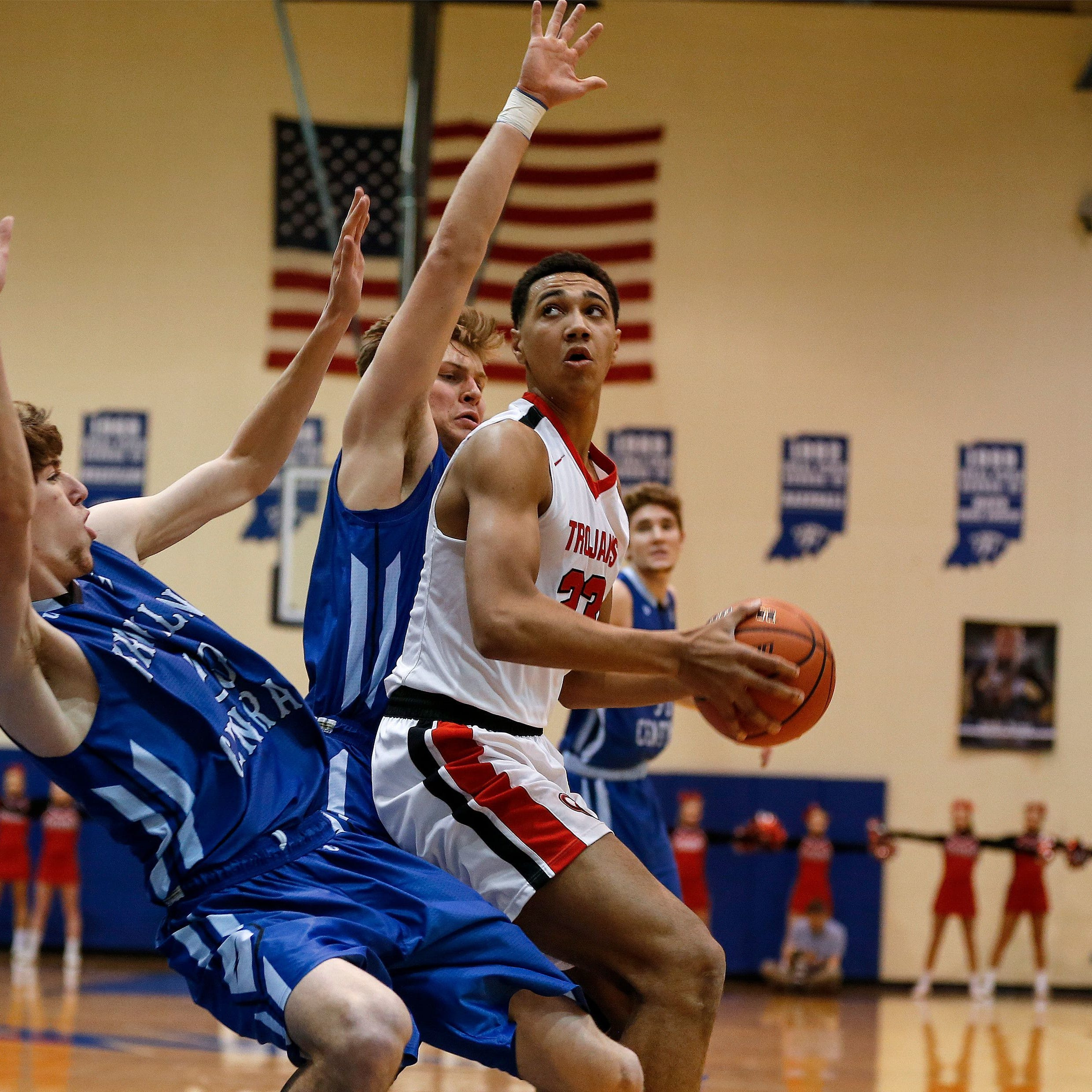 Center Grove's Trayce Jackson-Davis