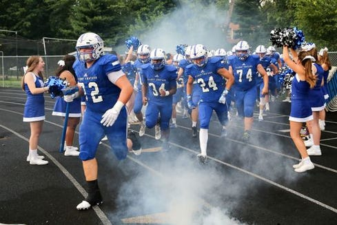 Chatard is No. 1 this week in 3A.