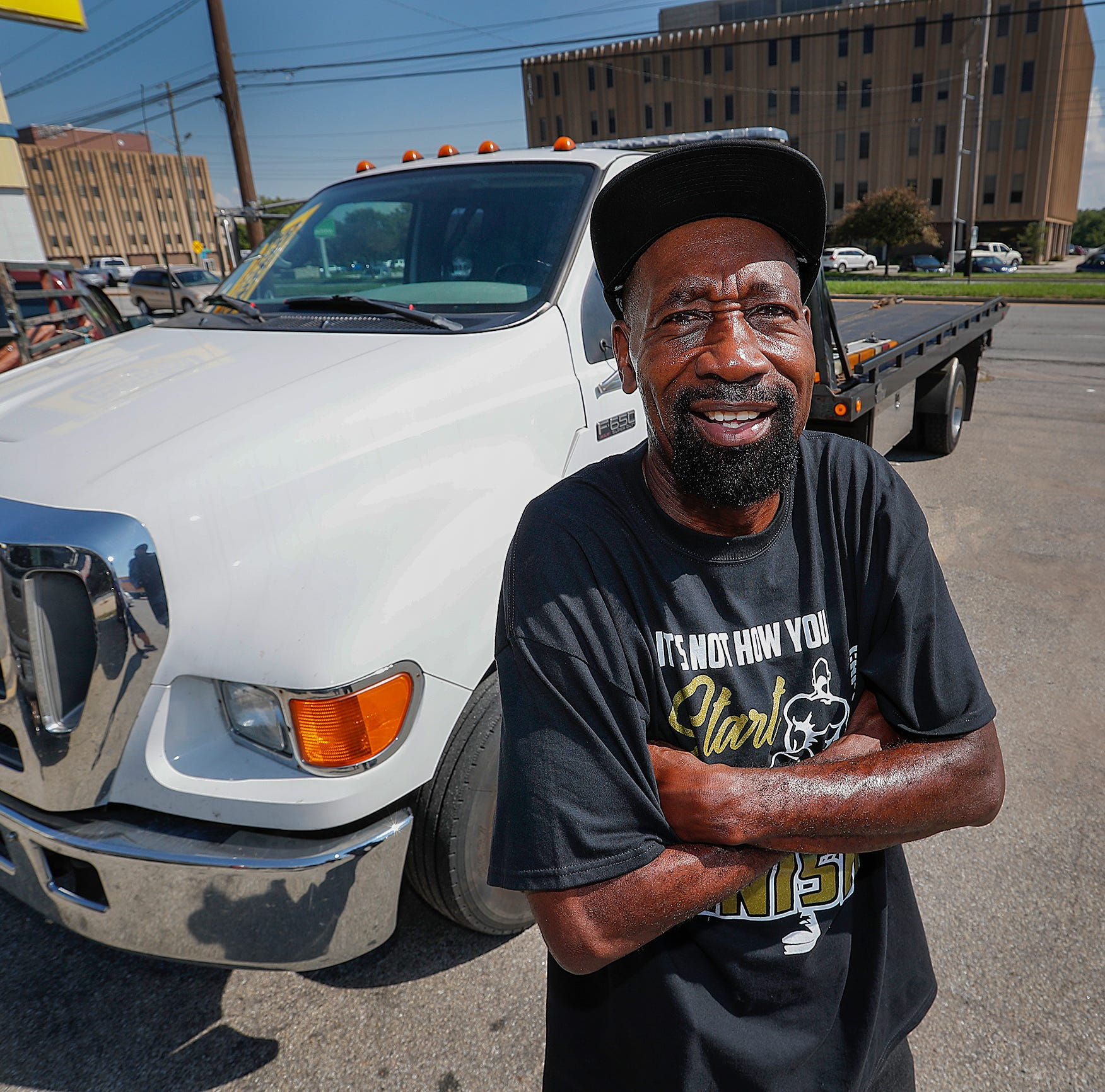'Nut' Adams: Indy's tow truck-driving, 58-year-old basketball master inducted into Hall of Fame