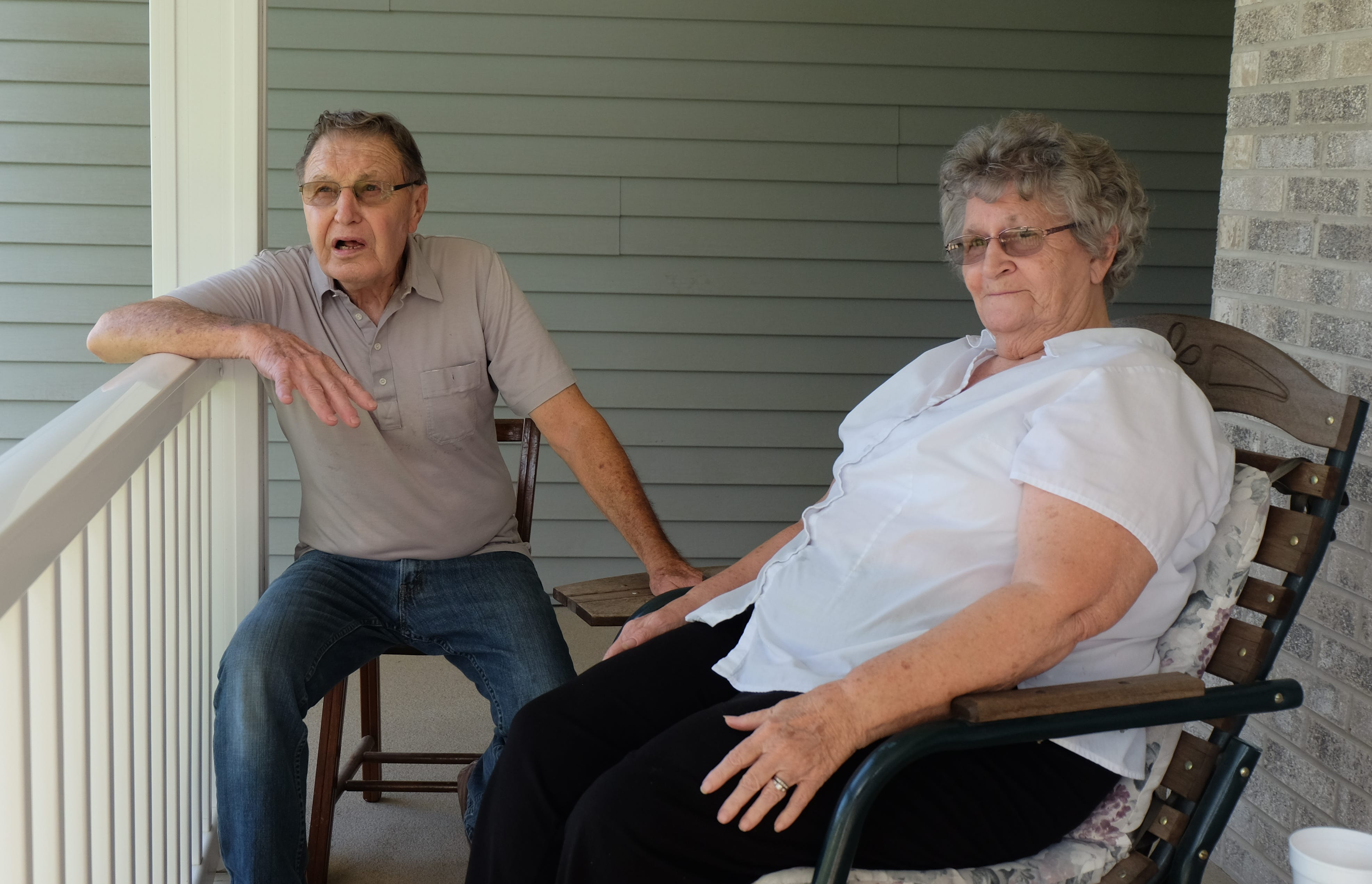 Dan and Nancy Gobush have one tree in their yard, an ash tree they planted themselves. As the Emerald Ash Borer infestation has moved across Iowa, they wondered whether their ash will survive.
