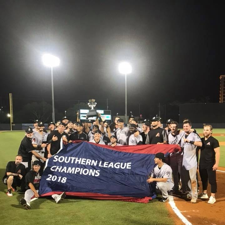 Generals celebrate 2nd championship in 3 years with different organizations