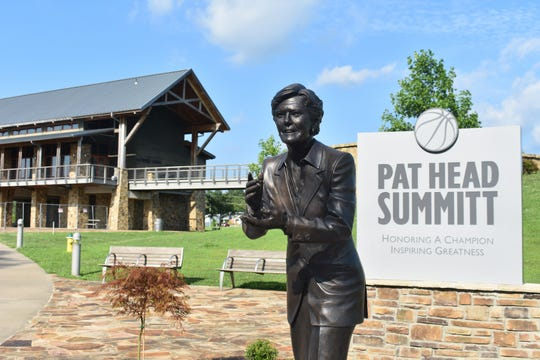 Humble hero Pat Summitt.