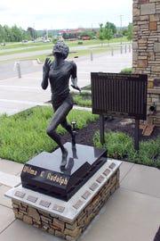 Despite adversity, Wilma Rudolph's tenacity made her a legend.
