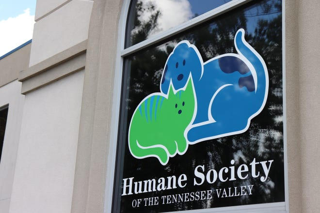 The Humane Society of the Tennessee Valley took in nearly 30 dogs and cats after a Chattanooga animal center filled up from Hurricane Florence.