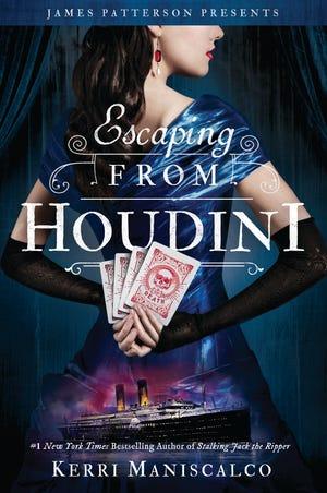 Escaping from Houdini,' Kerri Maniscalco's new YA mystery