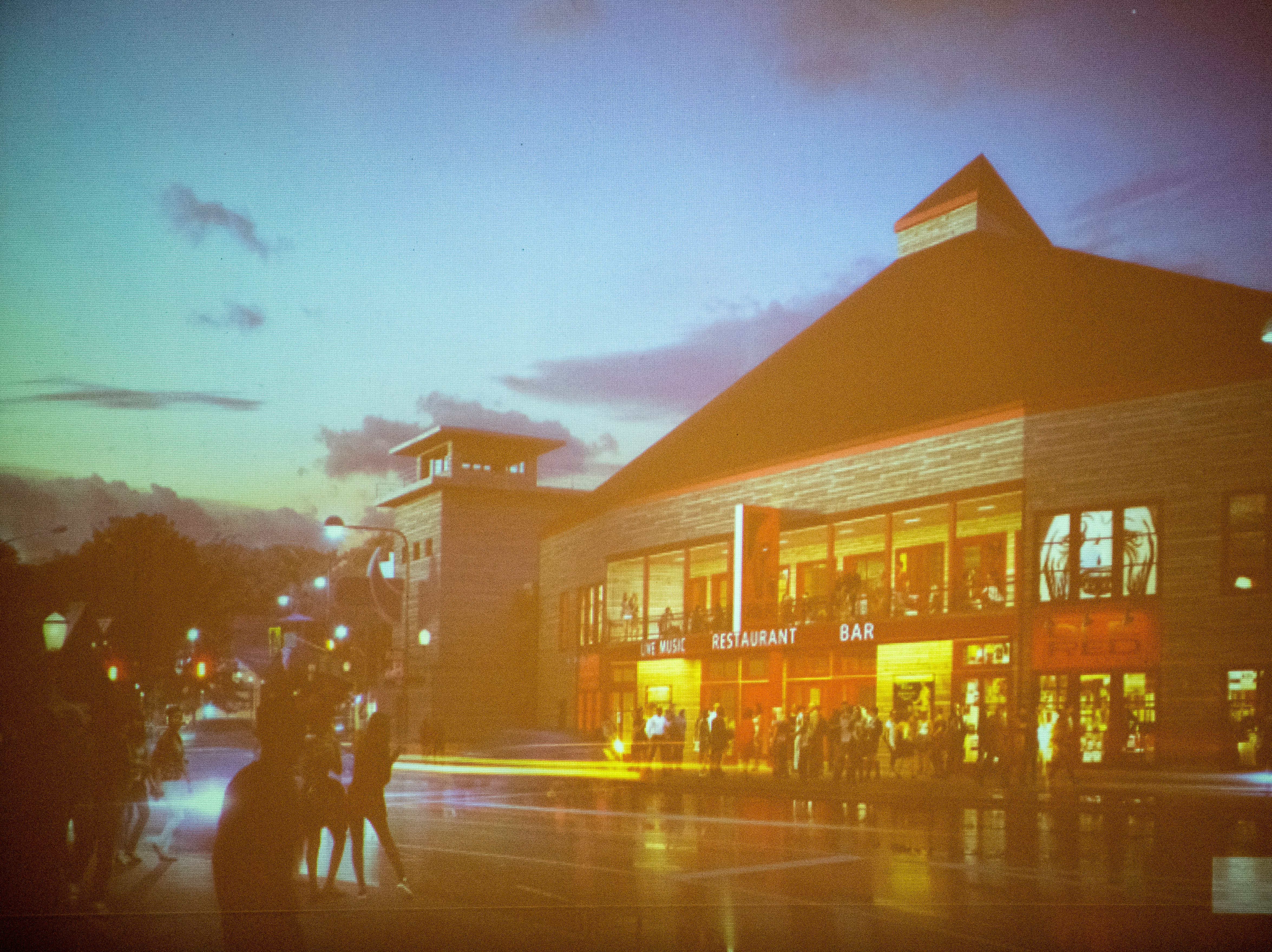 An after photo of the venue during an announcement ceremony for Ole Red Gatlinburg in Gatlinburg, Tennessee on Tuesday, September 18, 2018. The 13,500 square-foot entertainment venue with a two-story bar, restaurant and performance space with space for 325 patrons is slated to open spring 2019.
