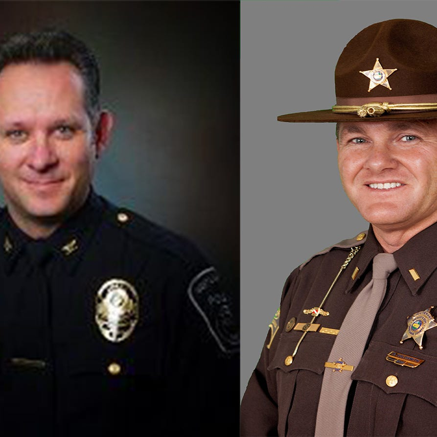 11th-hour sheriff's candidate makes this race one to watch