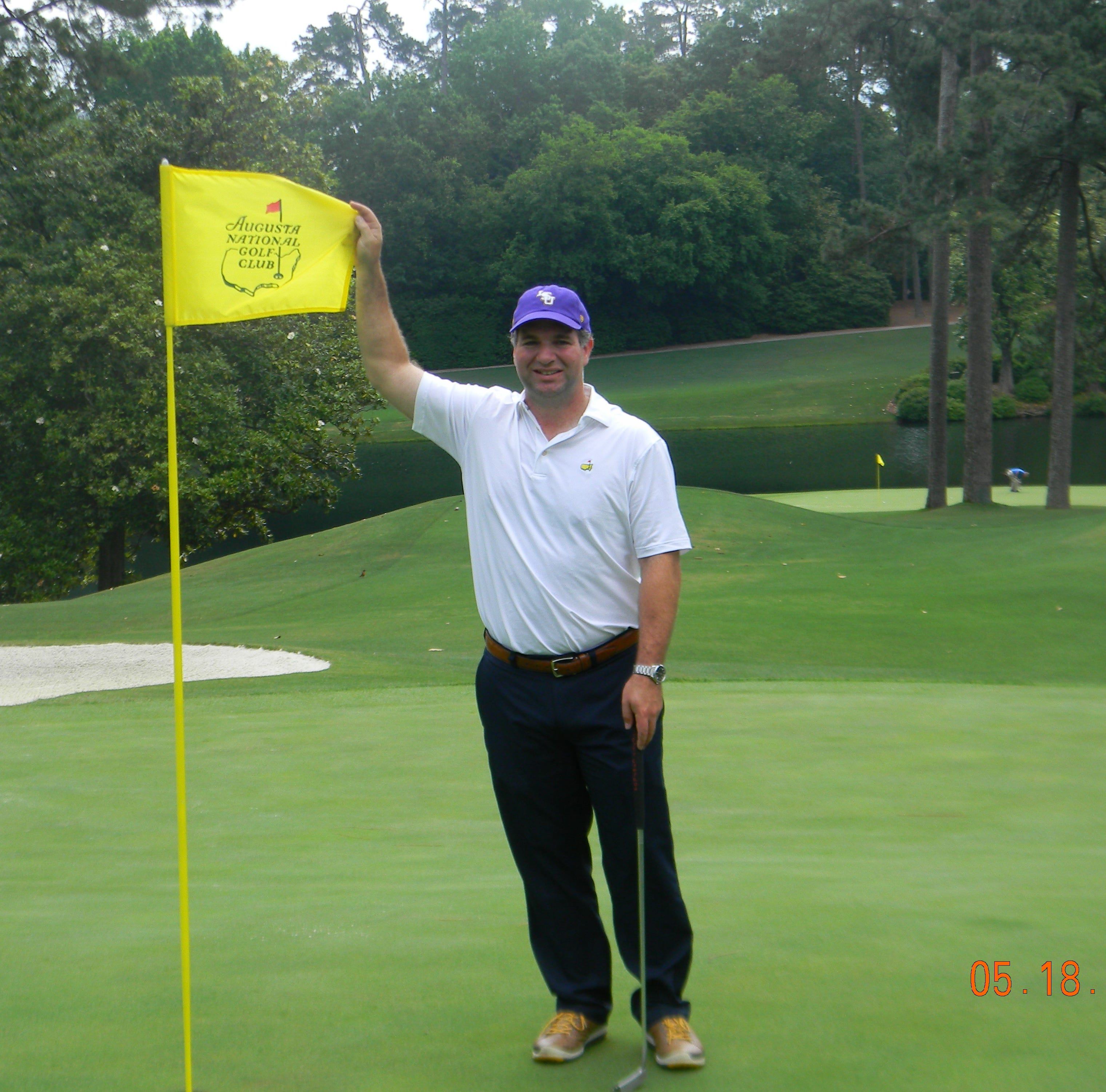 How one south Louisiana man conquered Golf Magazine's top 100 US courses