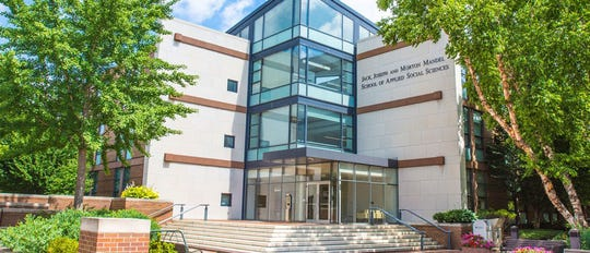 The Begun Center for Violence Prevention Research and Education at Case Western Reserve University is housed in the Jack, Joseph and Morton Mandel School of Applied Social Sciences in Cleveland. Researchers at the Begun Center have assisted the Cuyahoga County Prosecutor's Office and law enforcement agencies figure out how many people charged with felonies did not have their DNA collected.
