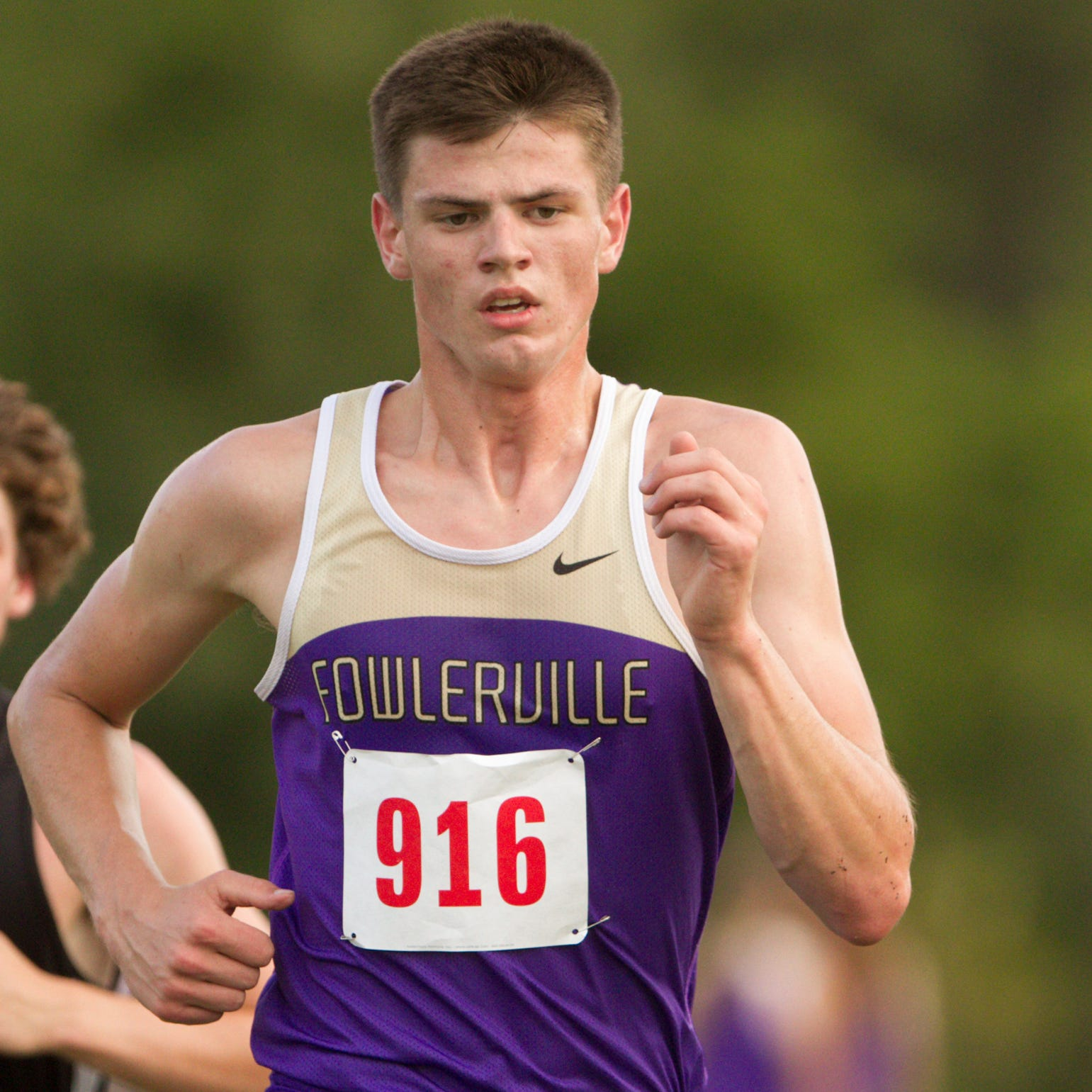 Fowlerville senior succeeds in mountain biking, cross country in fall