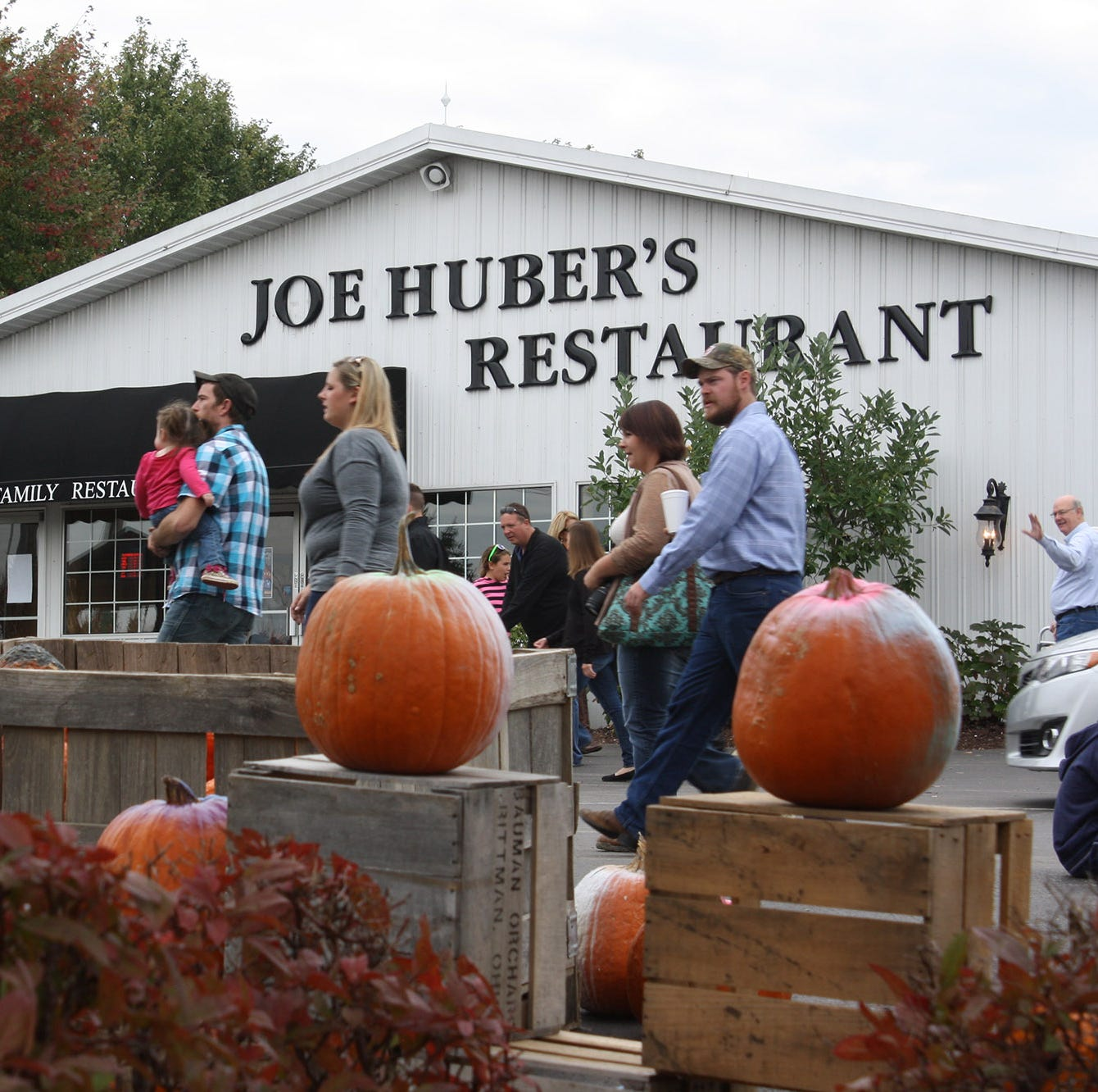 Joe Huber's Family Farm & Restaurant, a local landmark, to be sold