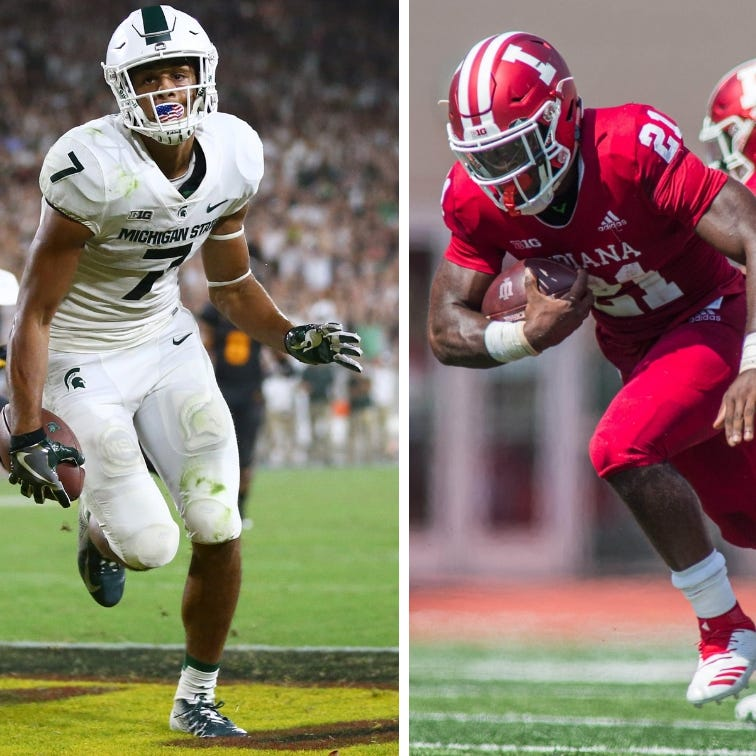 Michigan State vs. Indiana football: Start time, TV, stream online