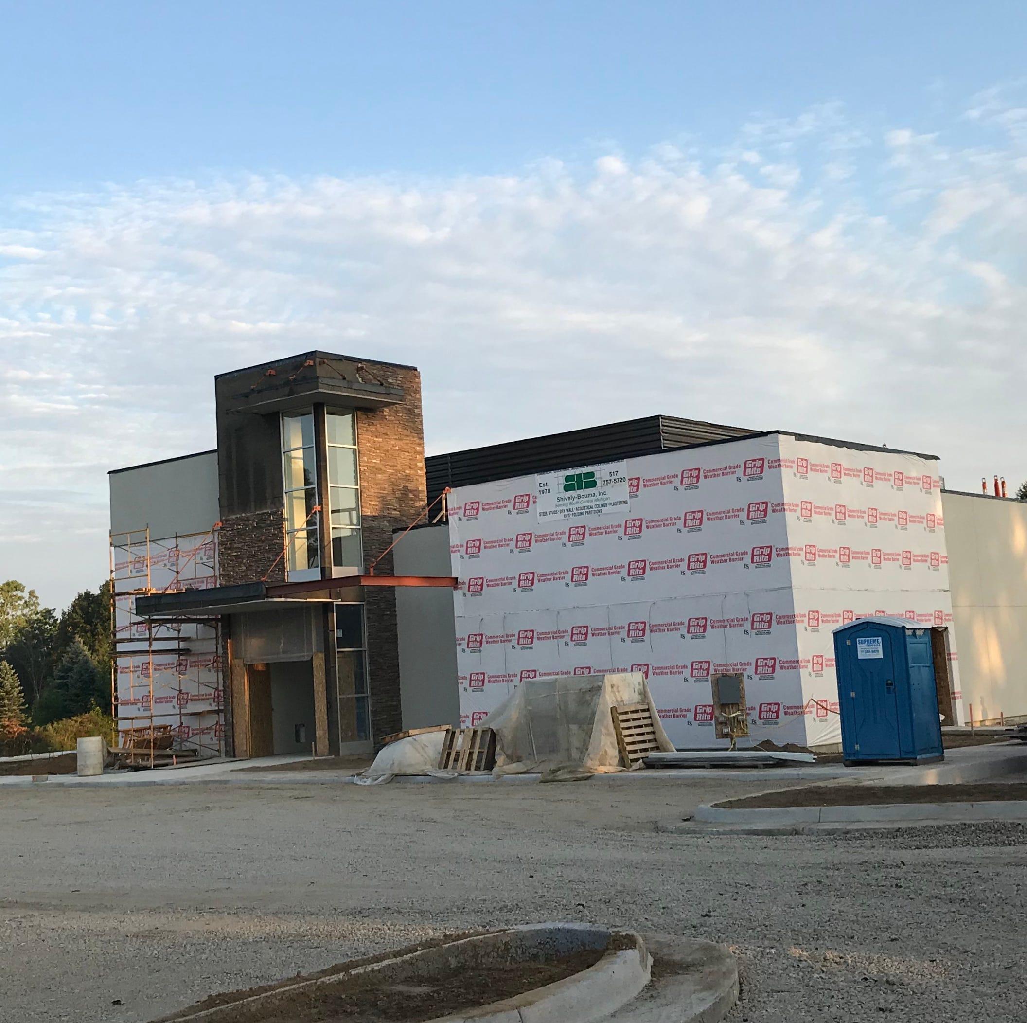 Klavon's Pizzeria & Pub taking shape in Mason, could open in January