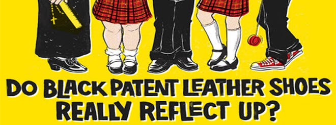 """Forst Inn Arts Collective will present """"Do Patent Leather Shoes Really Reflect Up?"""",a musical comedy of Catholic nostalgia, Sept. 28-Oct. 14."""