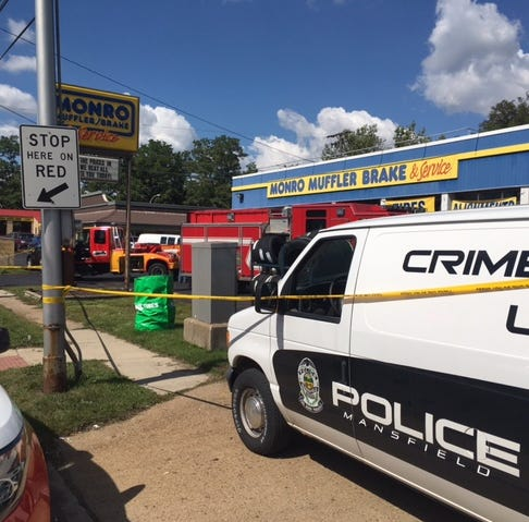 Man dies in workplace accident at Monroe Muffler & Brake