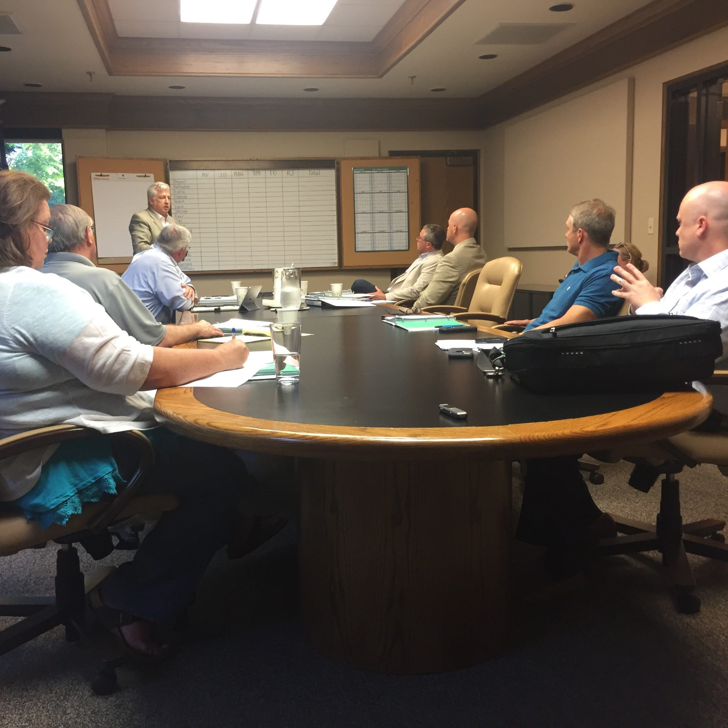 8 applicants chosen to interview for Germantown Board of Education vacancy