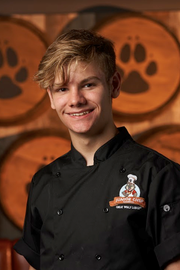 Logan Guleff created a new menu item for Great Wolf Lodge.