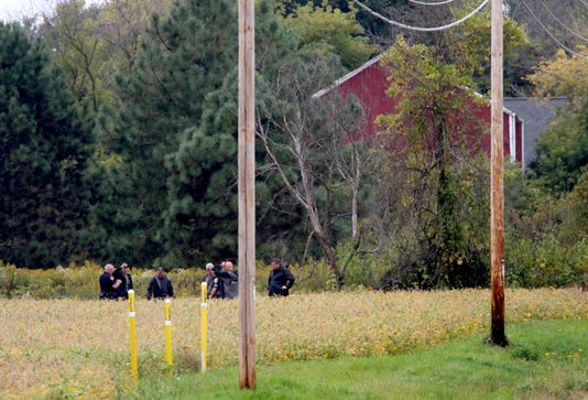Explosion Investigated In New Berlin