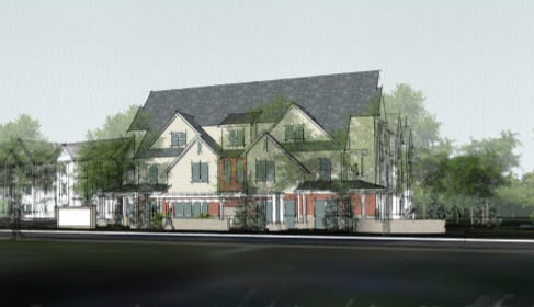 Construction is to begin in May on a 175-unit apartment community in Brown Deer.