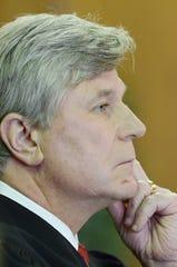 Racine County Circuit Judge Eugene Gasiorkiewicz.