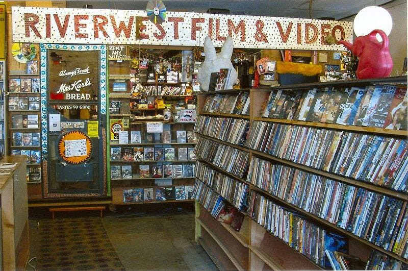 """""""Riverwest Film & Video,"""" showing at the 2018 Milwaukee Film Festival, is a loving portrait of a Milwaukee neighborhood institution."""