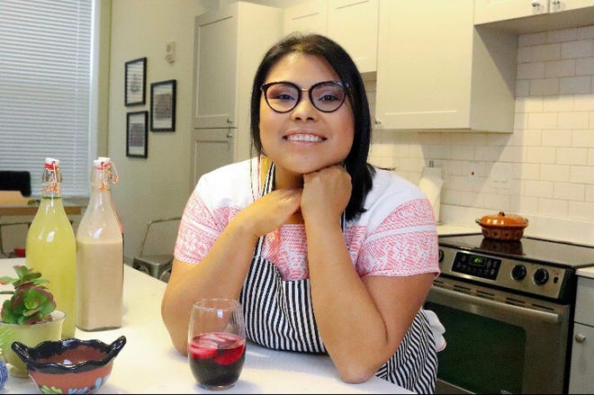 Dominique Alvarado loves sweets and now gets to share some of her Mexican favorites through her business, Algo Dulce.