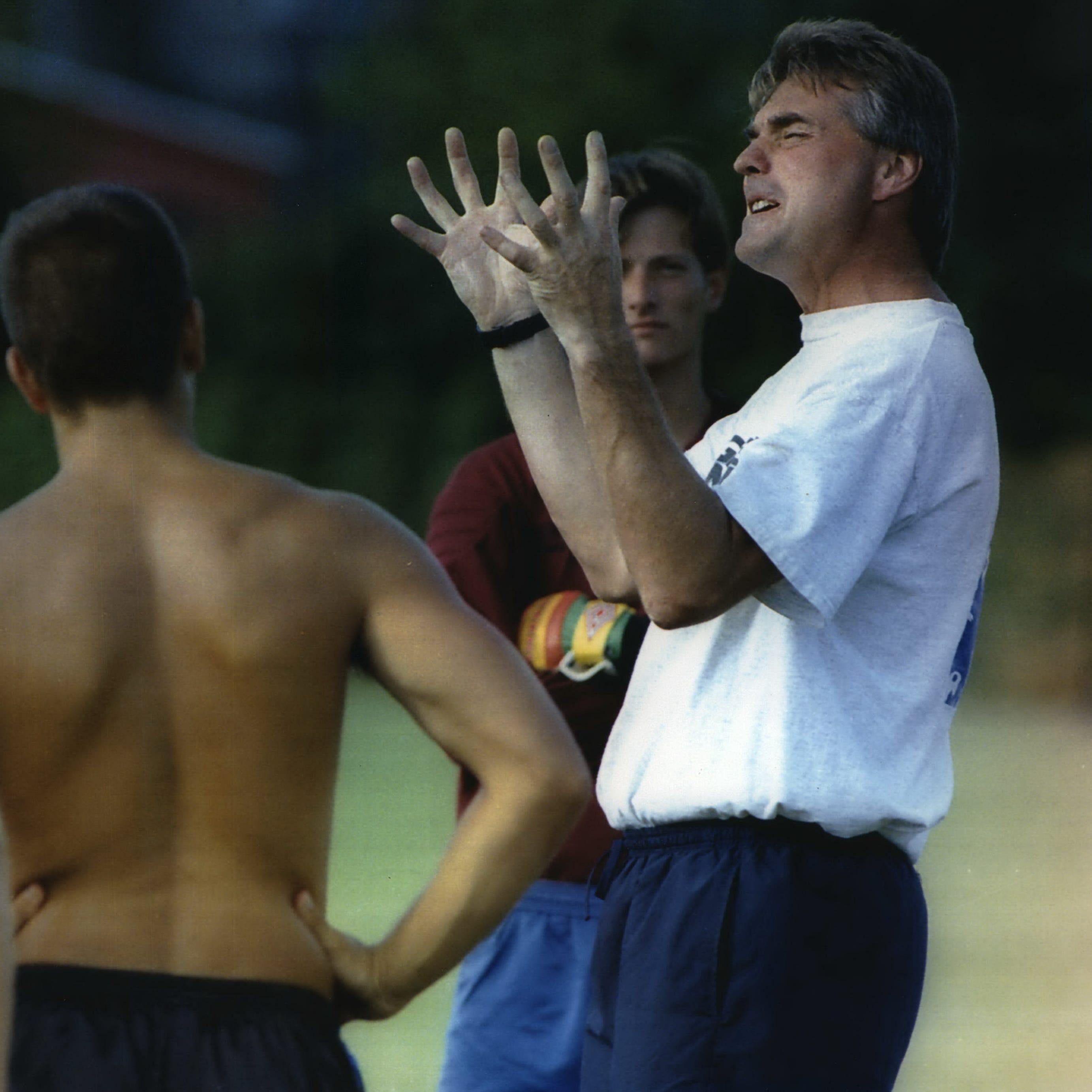 Former University of Evansville men's soccer assistant Steve Adlard dies at 67