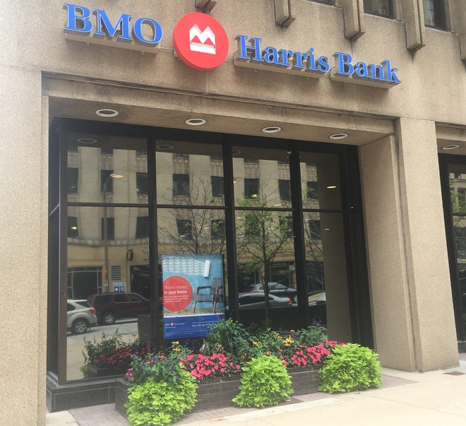 BMO Harris bank is eliminating face-to-face mortgage lenders and taking applications through its centralized mortgage call center.