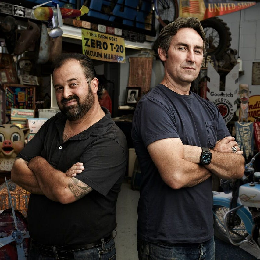 Want to be on 'American Pickers'? Now might be your chance.