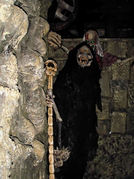 10 Nj Haunted House Attractions Sure To Creep You Out
