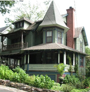 One of 15 Victorian cottages on the Mount Tabor House Tour on Saturday, Sept. 29.