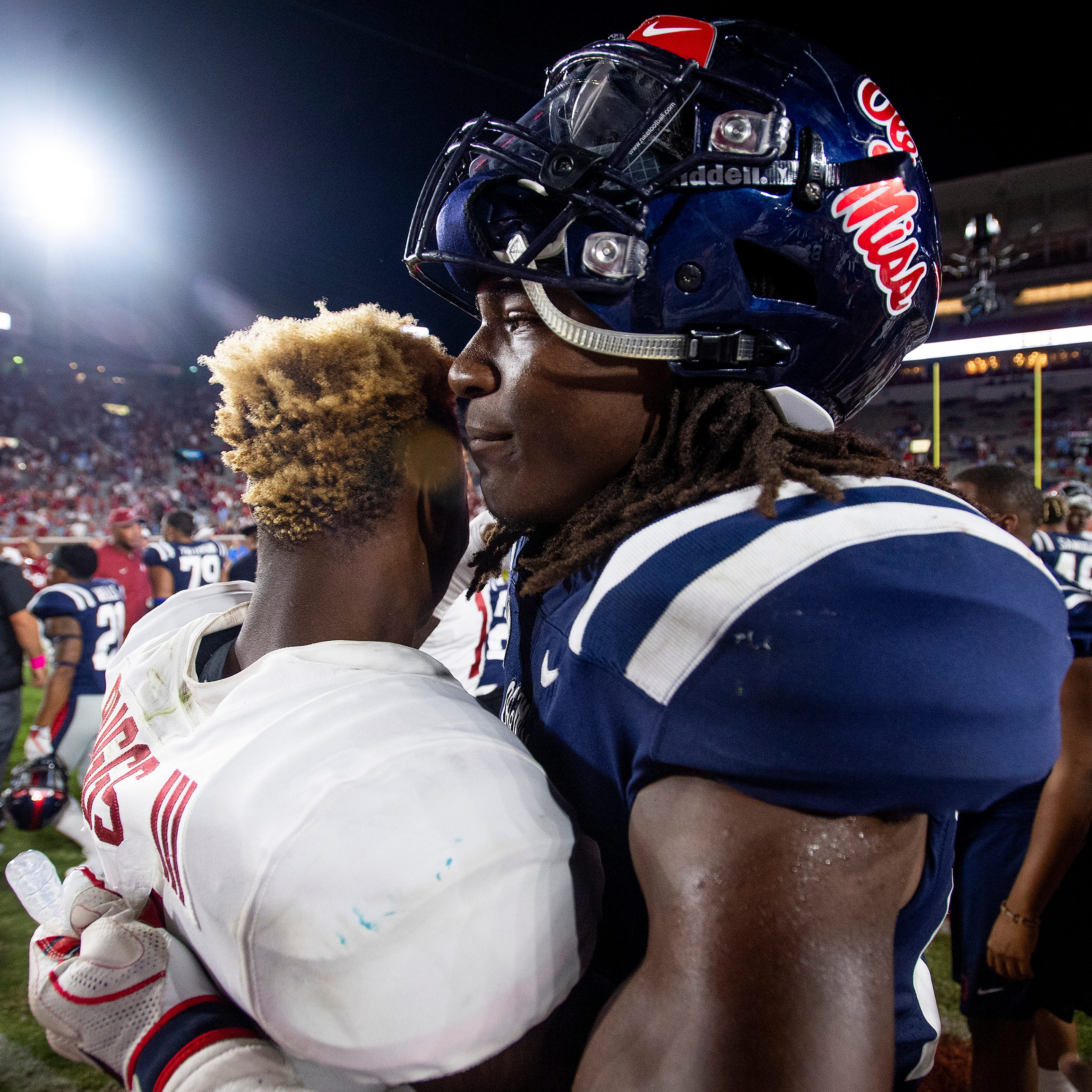 Ole Miss linebacker Kevontae Ruggs to transfer for 'personal' reasons
