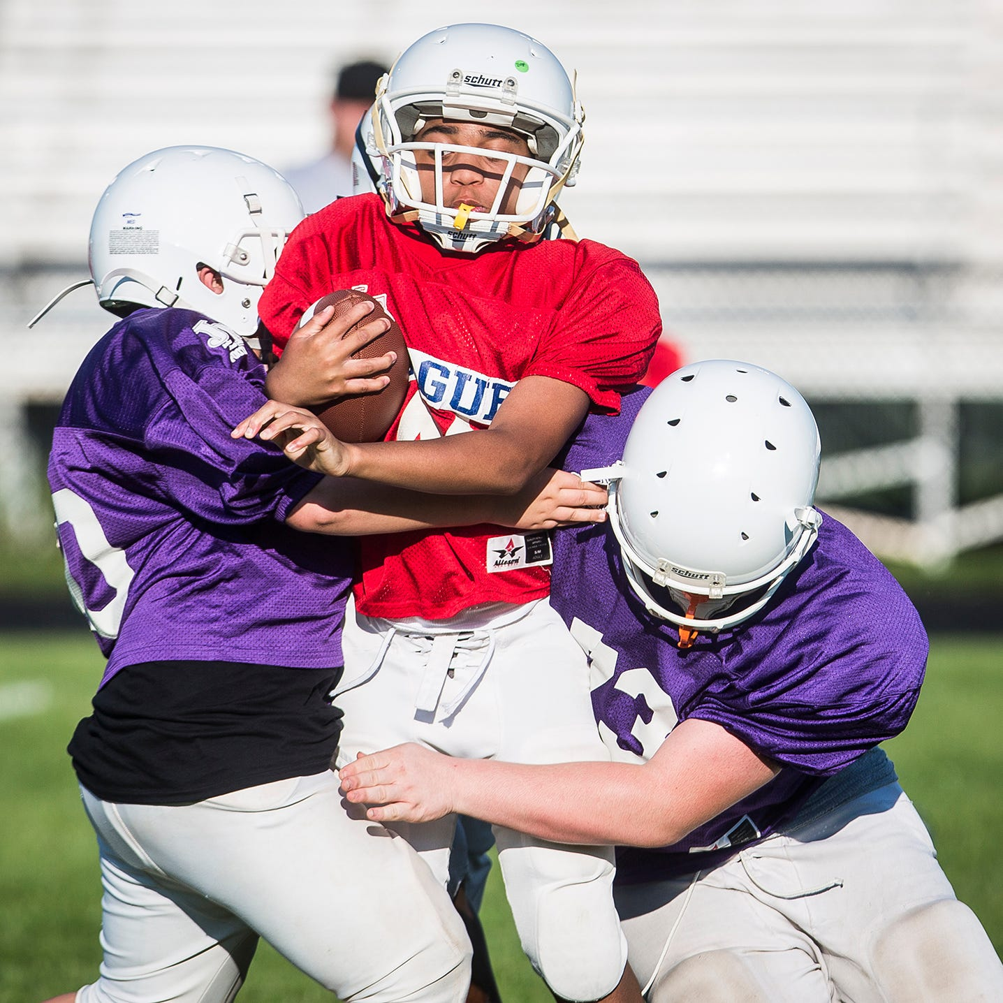To play or not to play: The ongoing football question for Muncie-area youth