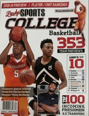 Vanderbilt freshman Darius Garland, Tennessee senior Admiral Schofield and new Memphis coach Penny Hardaway are on the cover of Lindy's Sports 2018-19 College Basketball Preview magazine.