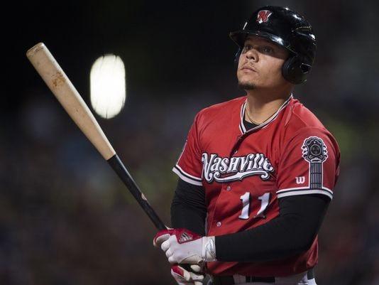 The Nashville Sounds new Major League affiliate is the Texas Rangers.