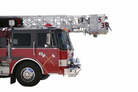 Firetruck Stock
