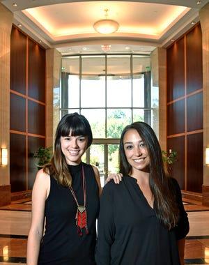 Monique Villa and Danielle O'Rourke are leading the next generation of female investors in Nashville.