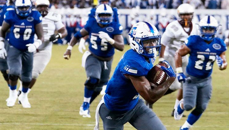 Tennessee State Football Plays At Eastern Illinois After 3 Week Layoff