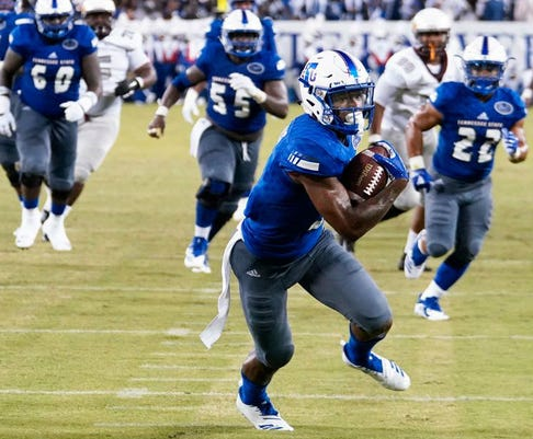 Tennessee State football plays at Eastern Illinois after 3 ...