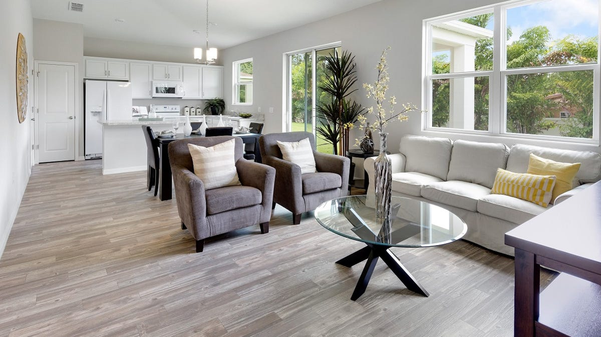 Living Large At The Coves Of Estero Bay By Kb Home