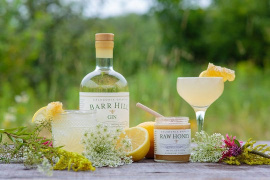 Agave in North Naples will serve up specialty cocktails as part of National Bee's Knees Week from Sept. 25 through 30.