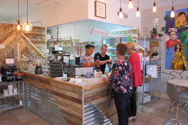 Ana and Yannick Brendel recently launched Yana Eats restaurant and meal delivery service in the former space of A Taste of Jersey Italian Deli in Sea Breeze Plaza at U.S. 41 and Creech Road in Naples.