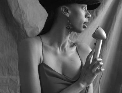 Felita LaRock will perform at the Midland Theatre on Oct. 14.