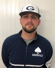 Adam Bennett is the new head baseball coach at Granville.