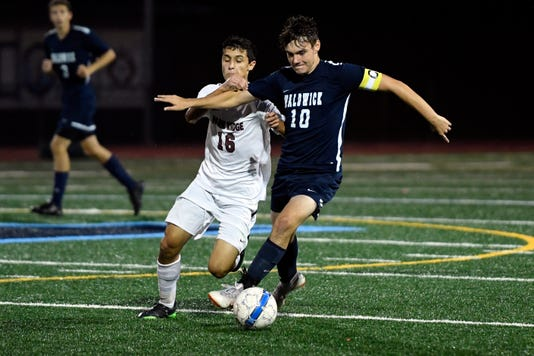 Park Ridge Vs Waldwick Boys Soccer